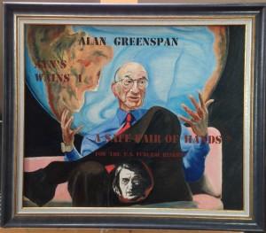 Greenspan by Nicholas Otty